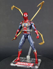 "Marvel Infinity War Avengers Iron Spider Spiderman w/ Tentacles 6"" Action Figure"