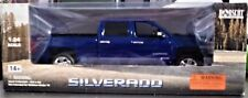 Blue Topaz 1/24th Chevy Silverado Pick Up, N. I. B.