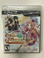 Atelier Meruru The Apprentice of Arland PS3 New Sealed Complete Playstation 3