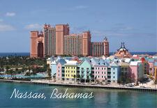 Nassau, Bahamas, Capital, Island, Beach Souvenir 2 x 3 Photo Fridge Magnet EU619