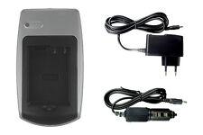Akku-Ladegerät DMW-BLC12 für Panasonic Lumix DMC-FZ200, DMC-G5, DMC-G6, DMC-GH2