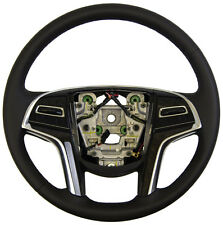 2015 Cadillac Escalade/ESV Steering Wheel Black Leather New 23197782 23360992