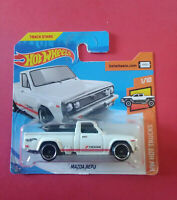 HOT WHEELS - MAZDA REPU - HW HOT TRUCKS - SHORT CARTE - FJY48 - R 5806