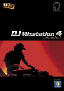 eJay DJ Mixstation 4 reloaded, Download, Windows