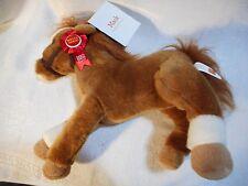 NWT Wells Fargo Bank MACK Legendary Pony Horse Plush Stuffed Animal 2012