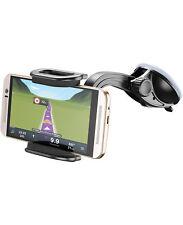 Supporto Universale da Auto CELLULARLINE con Ventosa per iPhone e Smartphone