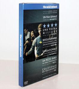 THE SOCIAL NETWORK [DAVID FINCHER] [SLIP CASE] [2 DVD / ANNO: 2010] SONY