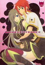Tales of the Abyss LOVE Doujinshi Dojinshi Comic Citrus Air Luke x Tear Miracle