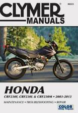 Manuales de reparación y servicios Honda