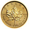 2019 $5 Gold Canadian Maple Leaf .9999 1/10 oz Brilliant Uncirculated