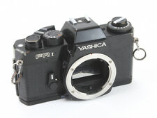 YASHICA FR I BLACK BODY, METER IS A BIT WEAK, DIRTY VF/181640