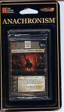 Anachronism Set 4 Prince Mikhail Skopin-Shuisky booster Pack MINT Tri King Games
