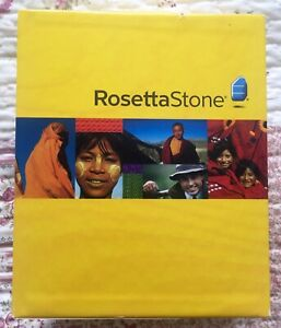 Rosetta Stone FRANÇAIS French Language Teaching Learn Level One Two Three 1 2 3