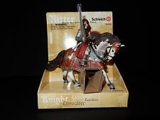 SCHLEICH - KNIGHT ON HORSE WITH SWORD - 70056