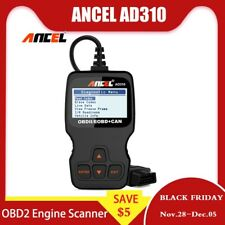 ANCEL AD310 Auto Scanner Diagnostic Tool Check Engine Light OBDII Code Reader