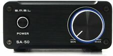 SMSL SA-50 50Wx2 TDA7492 Class D Amplifier inkl. Netzteil (Schwarz)