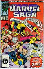 Marvel SAGA # 21 (Steve Ditko, Jack Kirby, Alex Na'Toth) (USA, 1987)
