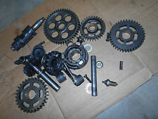 honda atc200es big red 200 sub transmission gears trx200 fourtrax atc200 1984 84