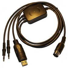 Cable De Modo De Datos Icom - 13-pin Conector DIN Accesorio