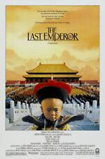 Bernardo Bertolucci The Last Emperor movie poster print