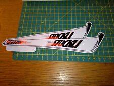ADESIVO STICKER VINTAGE KLEBER ski sci stockli laser rs