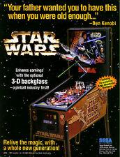 star wars trilogy sega pinball eprom rom sound chip set