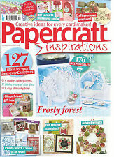 PAPER CRAFT INSPIRATIONS, NOVEMBER, 2016   ISSUE, 157 ( CREATIVE IDEAS FOR EVERY