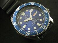 SEIKO SKX007 7S26-0020 Modified Prospex Great White Shark Dial Excellent Cond