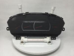 2008-2009 Cadillac Srx Speedometer Instrument Cluster Gauges 10072