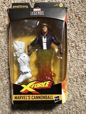 Hasbro Marvel Legends Series: Cannonball Action Figure (E6113)