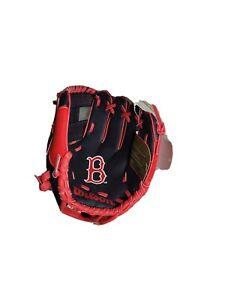 "Boston Red Sox MLB youth tee ball baseball Glove A200 10"" new w tags under 7 yrs"