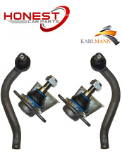 For SEAT ALHAMBRA 1996-2010 FRONT WISHBONE ARM BALLJOINTS & OUTER TRACK RODS