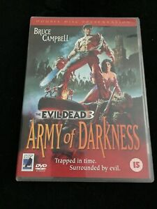 Army of Darkness (DVD, 1999, 2-Disc Set, Special Edition)
