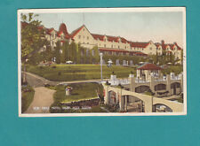 The Pines Hotel Digby Nova Scotia Canada Vintage Postcard