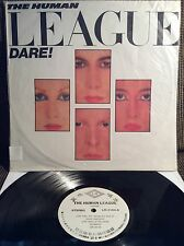 HUMAN LEAGUE Dare! VG LIMING *JAPAN* LM-3153 IN SHRINK