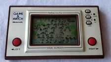 Vintage Nintendo Game & Watch Parachute wide Screen Japan/tested-a525-