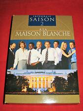 A LA MAISON BLANCHE - INTEGRALE SAISON 2 (22 épisodes) - Coffret 6 DVD