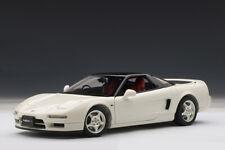 Honda Acura NSX Type R Championship White 1992 Masahito Nakano AutoArt 73296
