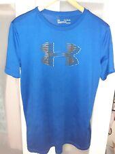 Boys Blue Underarmour Top XL
