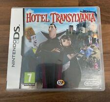 Hotel Transylvania (Nintendo DS Game) *Fast Free Post*