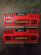 Corsair Vengeance ddr3 1600 8GB 2X4GB Ram (CMZ8GX3M2A1600C9R)