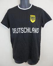 BNWT Toffs Alemania Deutschland Fútbol Ventilador Camisa De Fútbol Jersey Camiseta Medio M