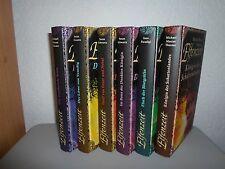 """6 Bände """"Elfenzeit"""" (2007 - 2009, gebundene Ausgaben)"""