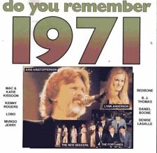 Do you remember 1971 Mac & Katie Kissoon, The Fortunes, The Elgins, Kenny.. [CD]