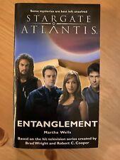Stargate Atlantis - Entanglement von Martha Wells (Taschenbuch) - Englisch