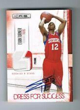 2010-11 Panini Rookies & Stars Signatures #9/10 Evan Turner #3 Prime Patch Auto