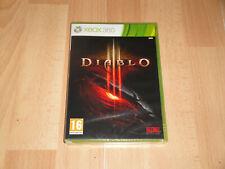 DIABLO III 3 DE BLIZZARD ENTERTAINMENT PARA LA XBOX 360 NUEVO PRECINTADO