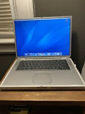 "Apple Powerbook G4 Titanium A1025 15.2"" 1GHZ 512MB RAM 40GB HDD 10.4"