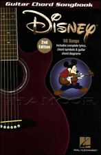Disney Guitar Chord Songbook 2nd Edition Song Book Frozen Aida SAME DAY DISPATCH