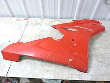 07 Triumph 675 Daytona right side cover cowl fairing panel